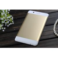 China 3G 7inch Qualcomm Touch Screen Android Tablet Quad Core 1024 x 600 IPS LCD wholesale