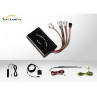 China 50 ohms SMS Auto GPRS Realtime GPS Tracking Device AL-900E with Driver RFID Identification wholesale