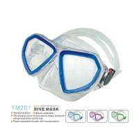 China China manufacturer Professional Diving Mask neoprene face mask diving equipment on sale