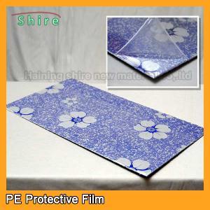China Color Coated Aluminum Sheet Protective Film , Color Coated Aluminum Coil Protective Film on sale