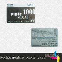 China Coated Paper / PVC Prepaid Calling Card Glossy , Four Color Business Cards wholesale