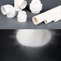 China Chlorinated Polyethylene CPE Toughening Agent CPE-135 For PVC Pipe And Pipe Fitting wholesale