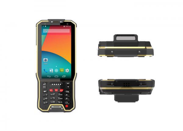 Quality Escáneres portátiles delgados del código de barras del grueso los 2CM Android con el lector de NFC for sale
