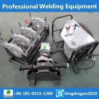 maquinadetermofusion - poly pipe welder 355