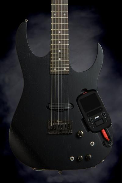 Quality Ibanez RGKP6 with Kaoss Pad - Weathered Black for sale