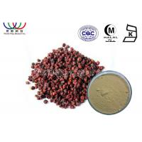 China 100% Natural Schisandra Chinensis Extract 2 ~ 9% Schizandrins For Liver Health And Detox wholesale
