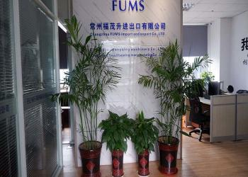 Changzhou  FUMS  import  and  export  Co., Ltd.