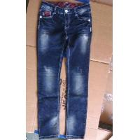 China Girl Denim Pants Approved by ISO2001 Certificate wholesale