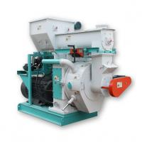 China 5-6t/H CE Wood Pellet Making Machine , Sawdust Straw Wood Press Mill Machine on sale