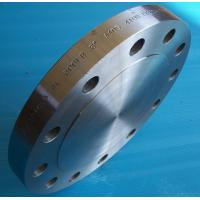 China Carbon steel forged ASTM A105 Blind flange wholesale