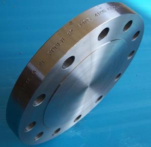China Standard din a182 f304l blind flange wholesale