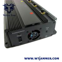 China 4G LTE/WIMAX 3G GSM PHS/CDMA1900 Broad Spectrum Mobile Phone Signal Jammer wholesale