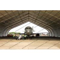 Buy cheap Water Proof Aluminum Frame Aircraft Hangar Tent For Large Aircraft Parking And from wholesalers