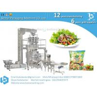 China Garden salad ,salad dish ,leafy  greens,mixed baby leaf ,baby leaf lettuce vacuum vertical packing machine wholesale
