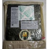 China Dark Green Roasted Seaweed Nori Wrap Food , Yaki Sushi Nori Sheets wholesale