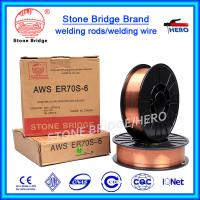 China CO2 Welding Wire Without Copper Coating wholesale