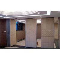 China Custom Hanging Track Roller Soundproof Folding Partition Walls / Movable Room Dividers wholesale