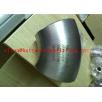 China Duplex Stainless Steel Elbow on sale