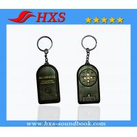 China Professional Manufacturer High Quality Promotional Gift Music Keychain wholesale