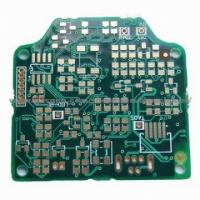 China Gold plating Peelable blue mask Double Side Israel PCB AOI PCB Board wholesale