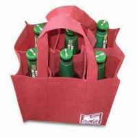 Buy cheap Eco-friendly Shopping Bag with Matte Lamination Finish from wholesalers