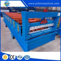 China Full automatic hydraulic veneer press cold roll forming machine wholesale