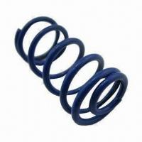 China Compression Spring, Available in Various Sizes, Diameters and Strengths wholesale