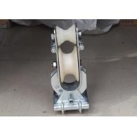 Buy cheap Skyward Three Purpose Stringing Cable Pulley Block / Locking Rope Pulley 20 KN Capacity from wholesalers