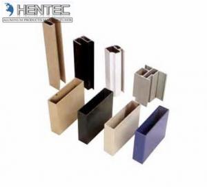 OEM Aluminum Window Extrusin Profiles With Finished Mchining