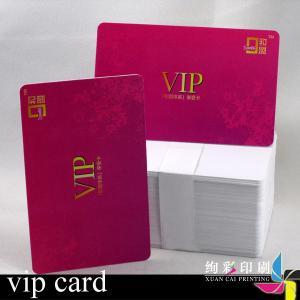 China CMYK 32k Electronic IC Smart Card For Car Maintenance , Bookstore wholesale