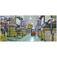 China Radio Shuttle Racking, high-density cold storage system, first in first out available wholesale