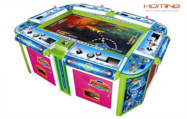 Flatfish images for Fish game machine