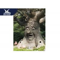 China Lovely Cinema Hall Animated Talking Tree For Real Estate Opening Ceremony on sale