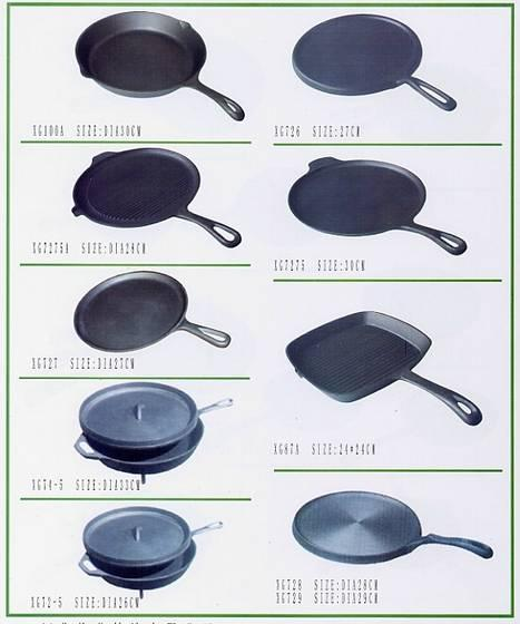Quality cast iron skillet for sale