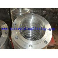 China ASTM A350 LF2  Butt Weld Flanges ASME B16.5 Class 150-1500# 1/2-24 on sale