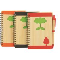 China Customized Spiral Notebook Paper with Pen wholesale