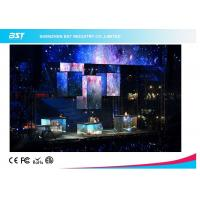 China Transparent Soft Flexible LED Display Screen For Commercial Advertising SMD2121 wholesale