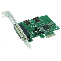 China PCI-Express 2  Port  Serial and 1 Port Parallel Card, MCS9901 Chipset wholesale