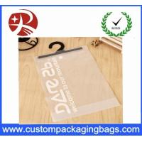 Buy cheap Fashion Under Wear Bad Pvc Hook Bag , Pvc Sock Bag Beautiful Applicable from wholesalers