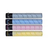 China 27k / 25K Yeild Color Copy Machine Cartridges Konica Minolta Bizhub C284 TN321 wholesale
