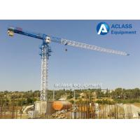 China 4 ton Free - Standing Stationary Topless Tower Crane Lift Machine For Construction on sale
