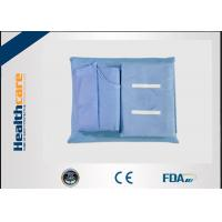 China CE ISO Non Woven Opthalmology Disposable Surgical Packs For Single Use wholesale