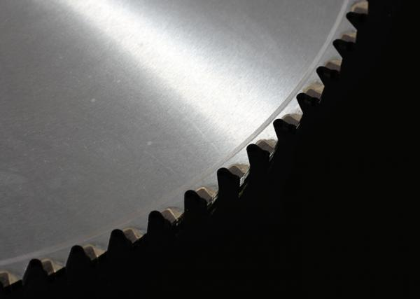Quality Carbide Saw Blade Metal Cutting Saw Blades for aluminum cut off clearly for sale