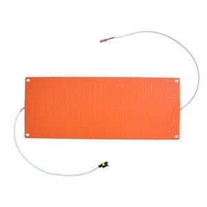 China Flexibility Moisture Resistant Fiberglass Cloth Band Silicone Heat Pad on sale
