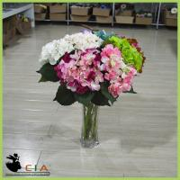 China Birthday Gift Artificial Flower Bouquet Artificial Silk Flower Bloom for Party Anniversary wholesale