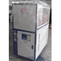 China 10.90KW Cooling Capacity Air Cooled Water Chiller , R22 Refrigerant 4000m³/h Air Flow 160kg wholesale