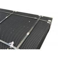 Self Cleaning Anti-clogging Screen For Plant Construction And Mining Machinery