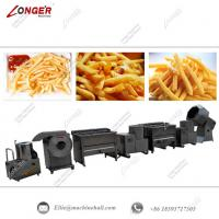 China Frozen French Fries Production Line|Automatic French Fries Making Line|Commercial French Fries Processing Line wholesale