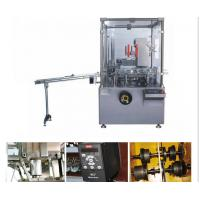 China 220V / 50HZ Automatic Blister Vertical Cartoning Machine 2400×1140×1800mm JDZ-120 on sale