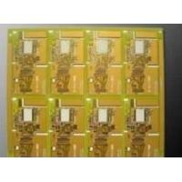 China Ultra Thin Prototyping Pcb Circuit Board Rigid Flex 6 Layers Double Sided SD Card on sale